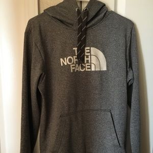 The North Face Small Grey Hoodie